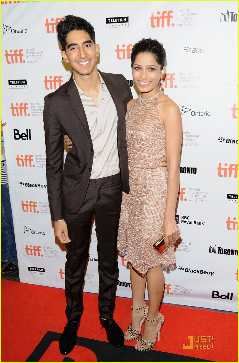 freida pinto dev patel tiff 01