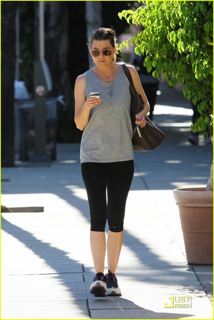 Ellen Pompeo: \'Grey\'s Anatomy\' Season 8 Sneak Peek!: Photo 2576143 ...