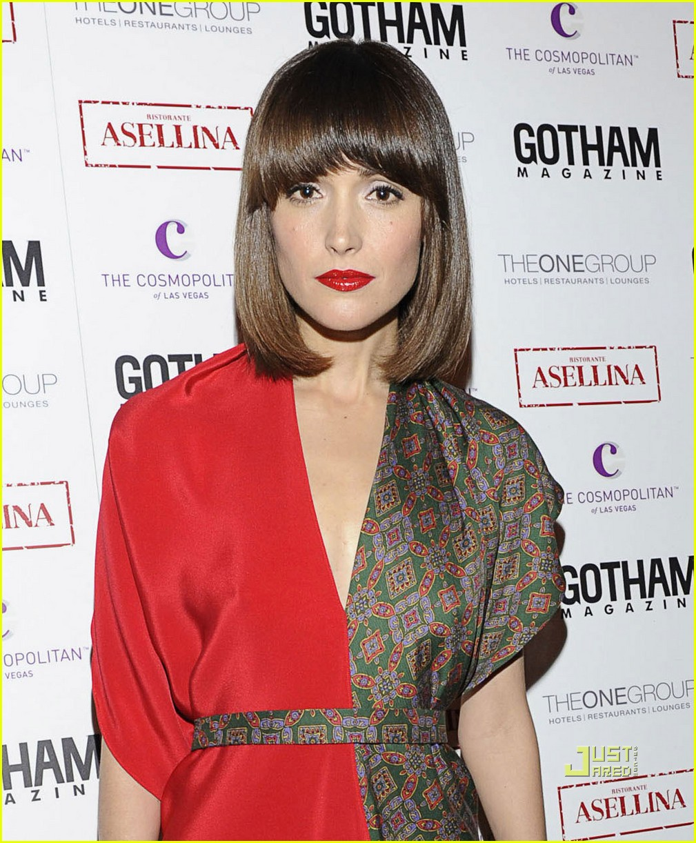 rose byrne glenn close gotham magazine party 04