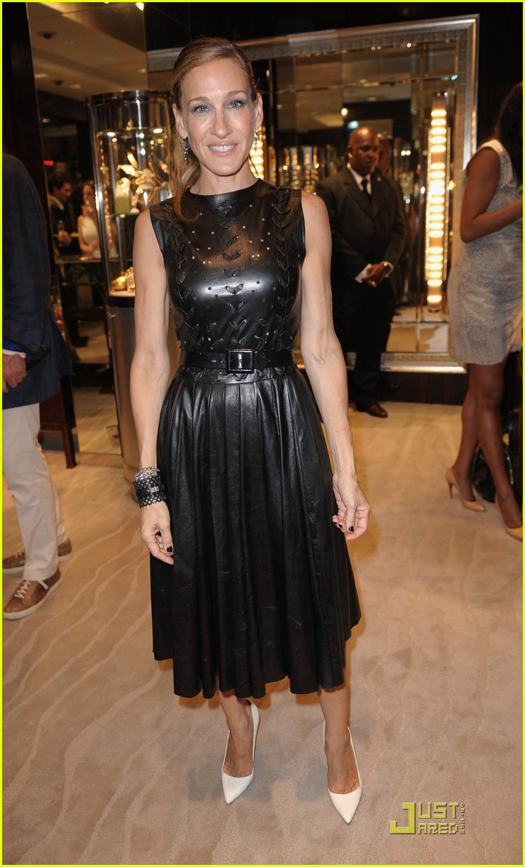 sarah jessica parker fashions night out 05