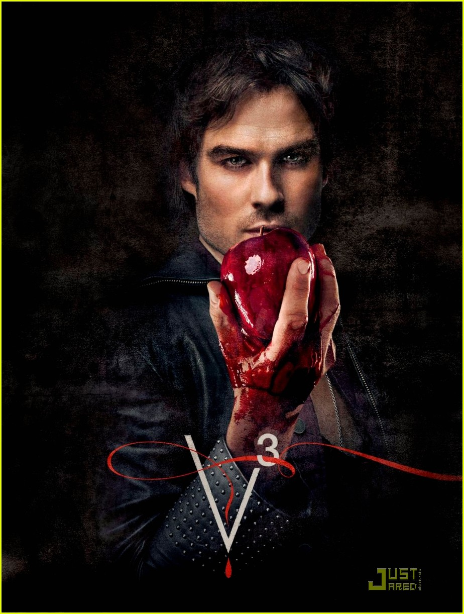 ian somerhalder nina dobrev vampire diaries promo pics 01