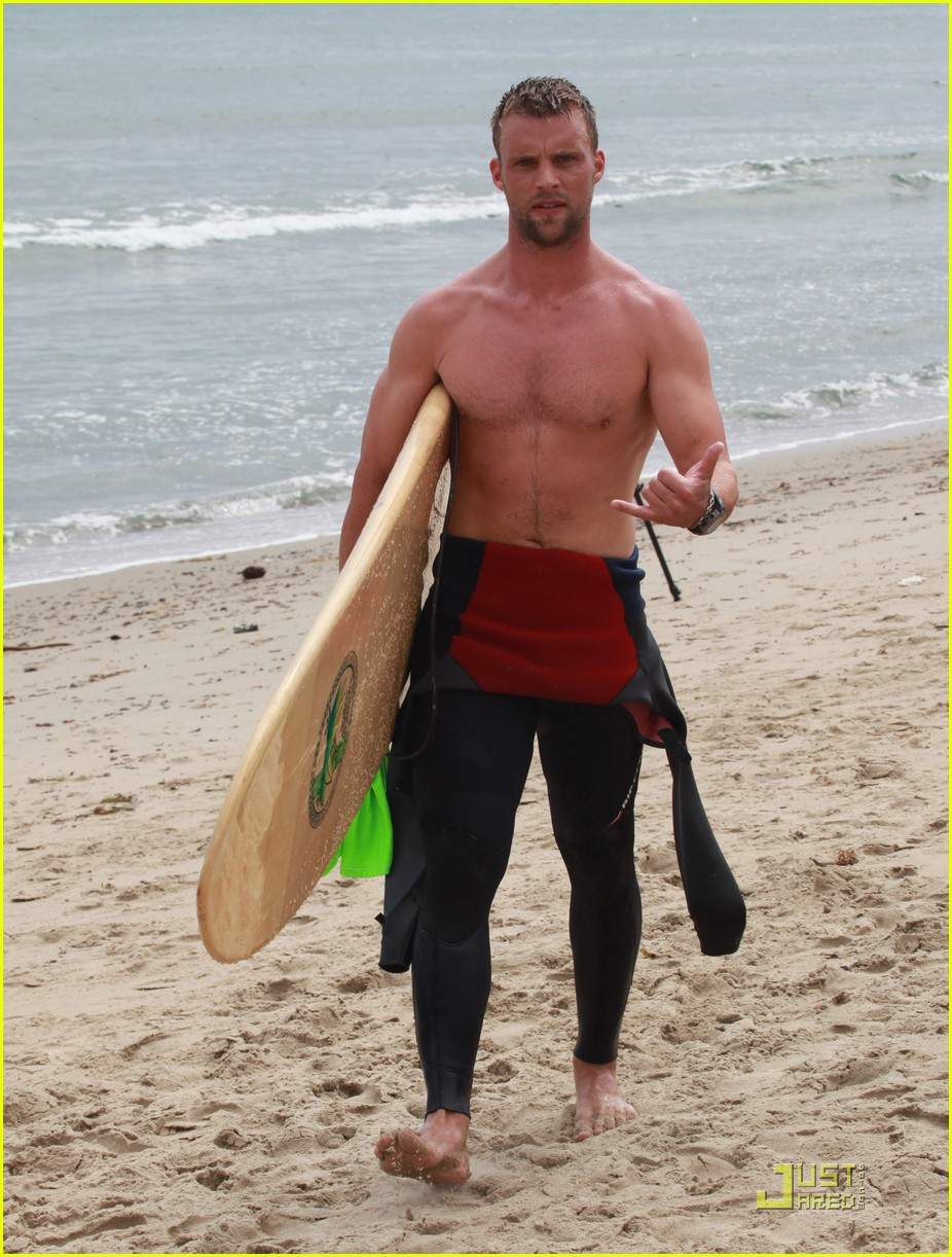 jesse spencer shirtless surfer 11