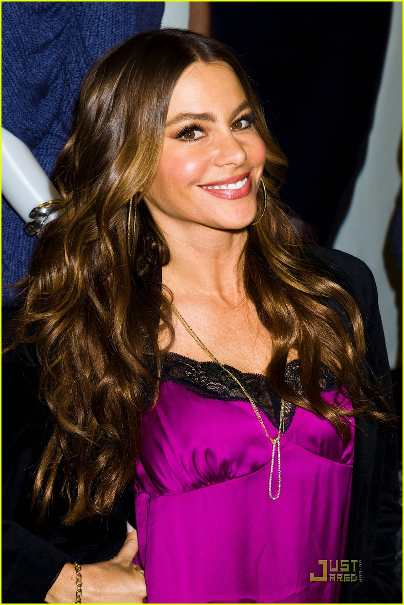 sofia vergara kmart clothing launch 11