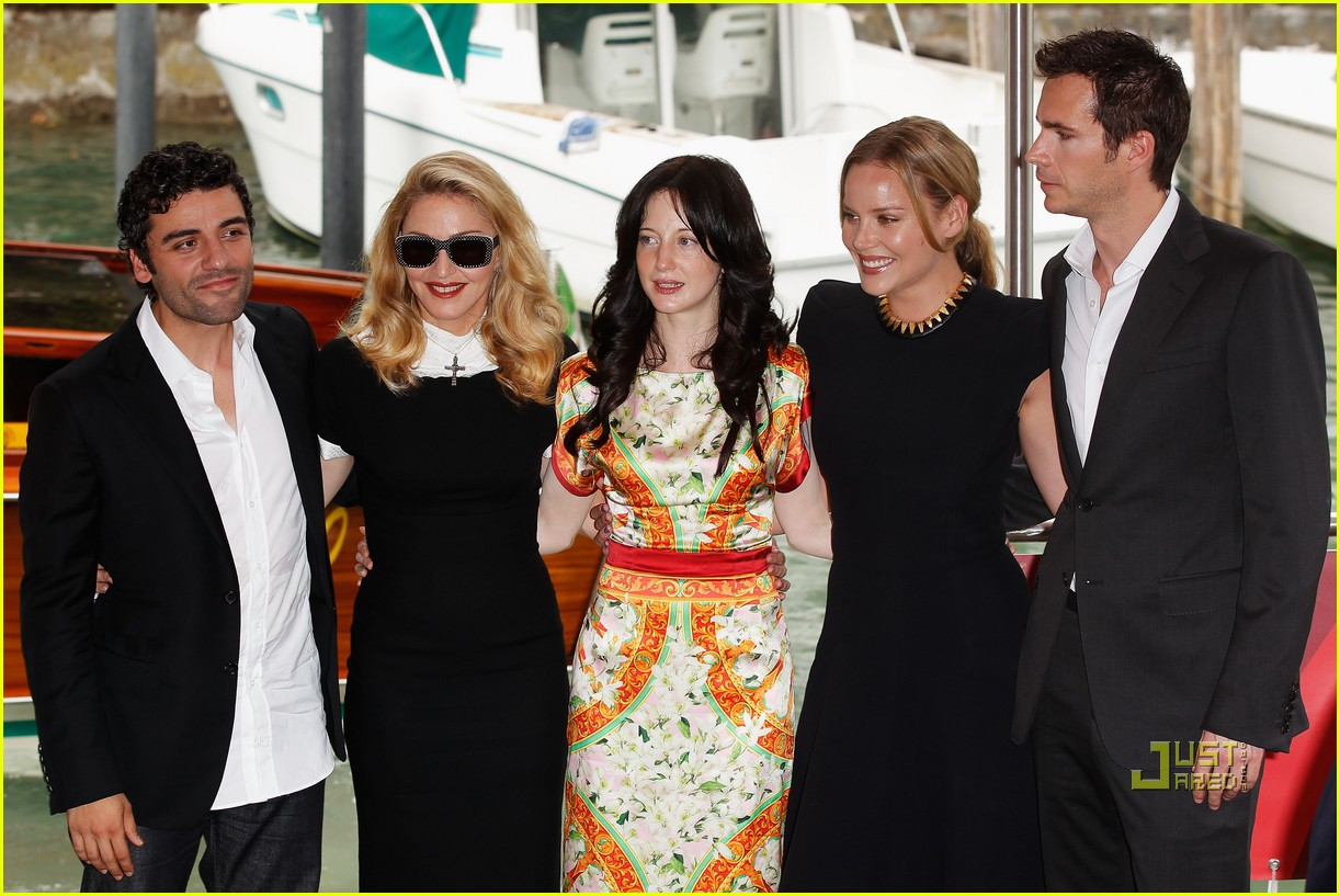 madonna we photo call venice film festival 01