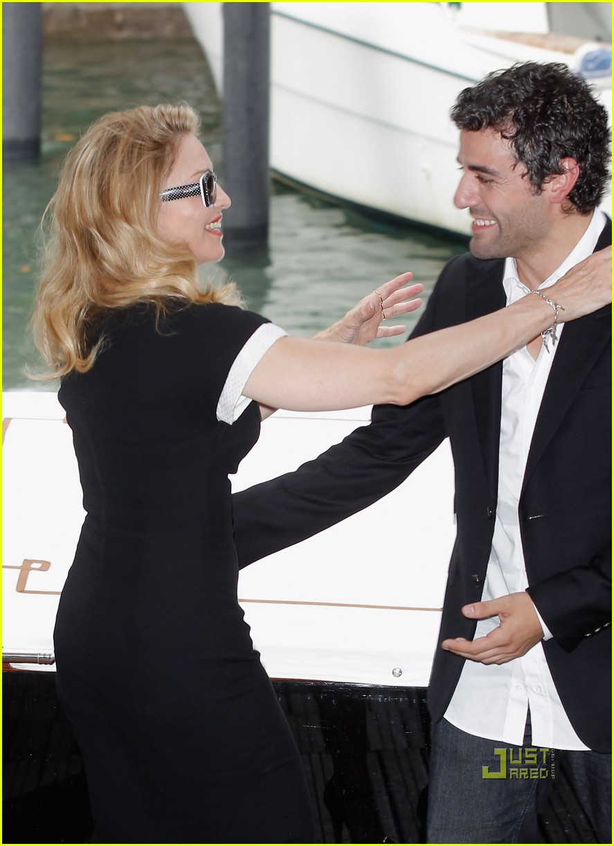 madonna we photo call venice film festival 12