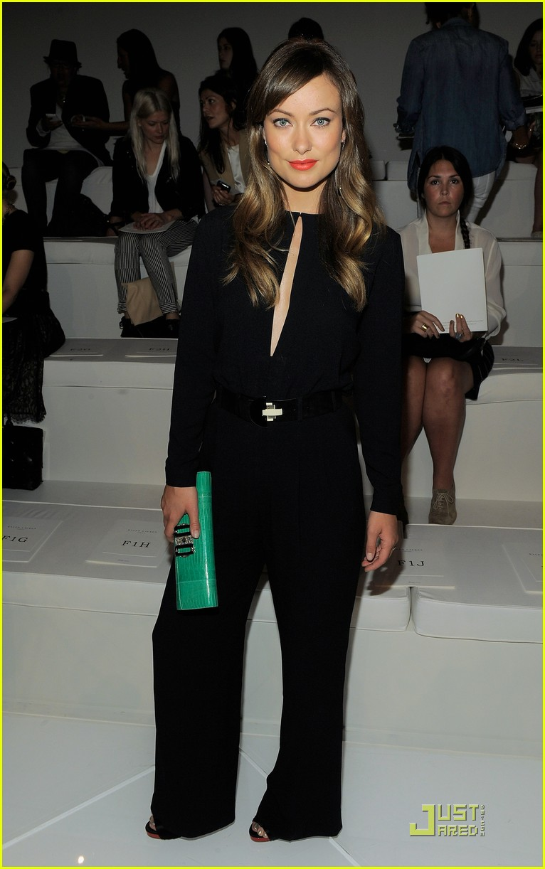 olivia wilde ralph lauren show 01