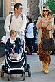 jessica alba central park with the family 01