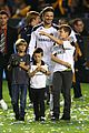 david beckham galaxy celebration with the boys 03