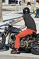 david beckham motorcycle beverly hills 02