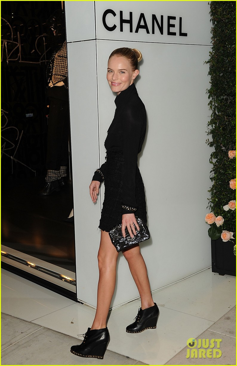 kate bosworth chanel dinner 18