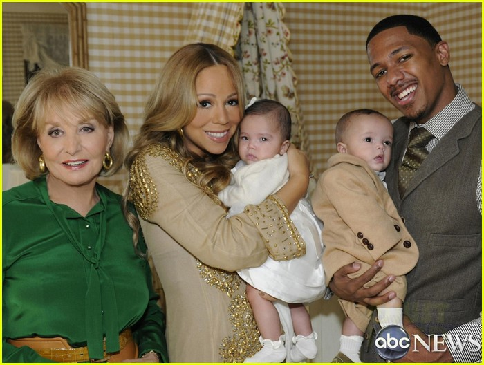 mariah carey nick cannon twins 03