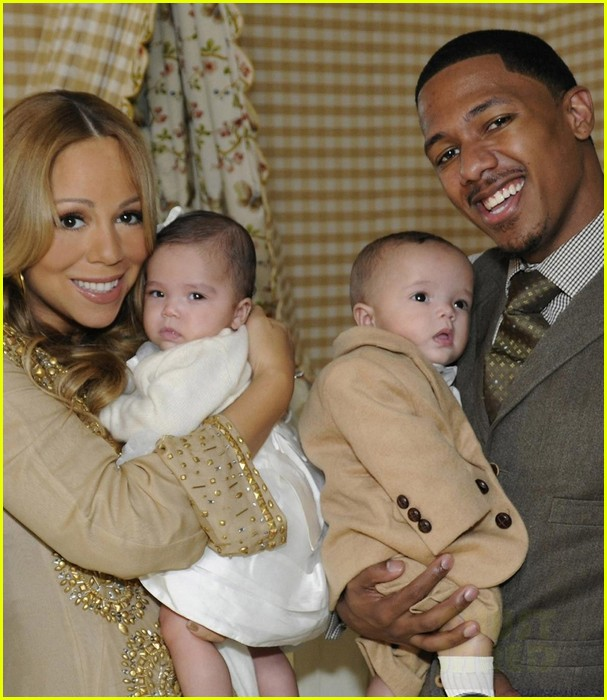 mariah carey nick cannon twins 05