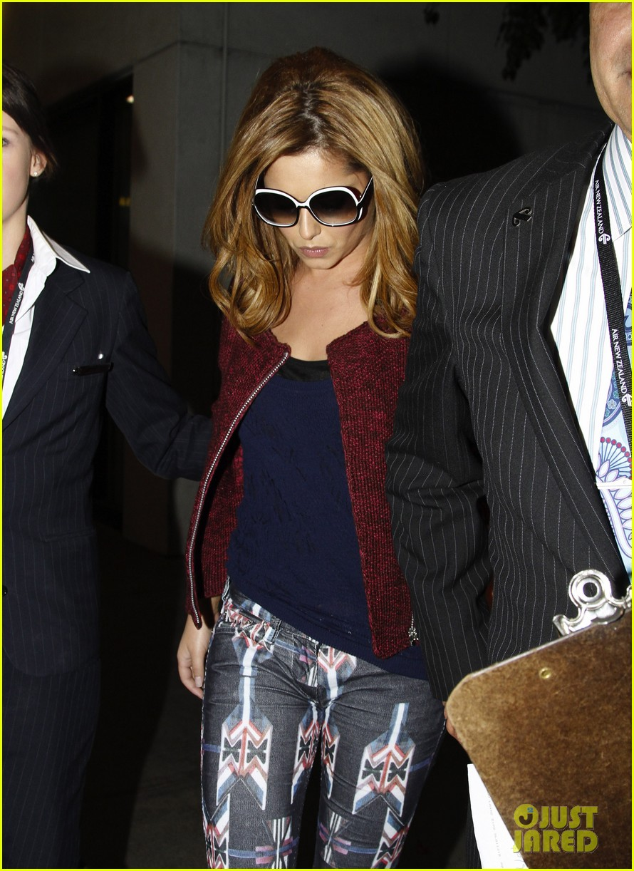 cheryl cole speedy lax arrivial 10