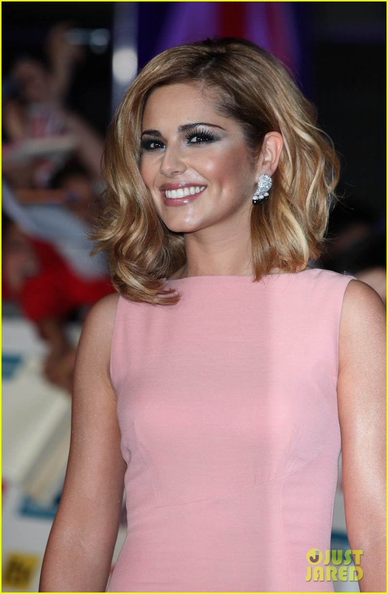 cheryl cole pride of britain awards 12