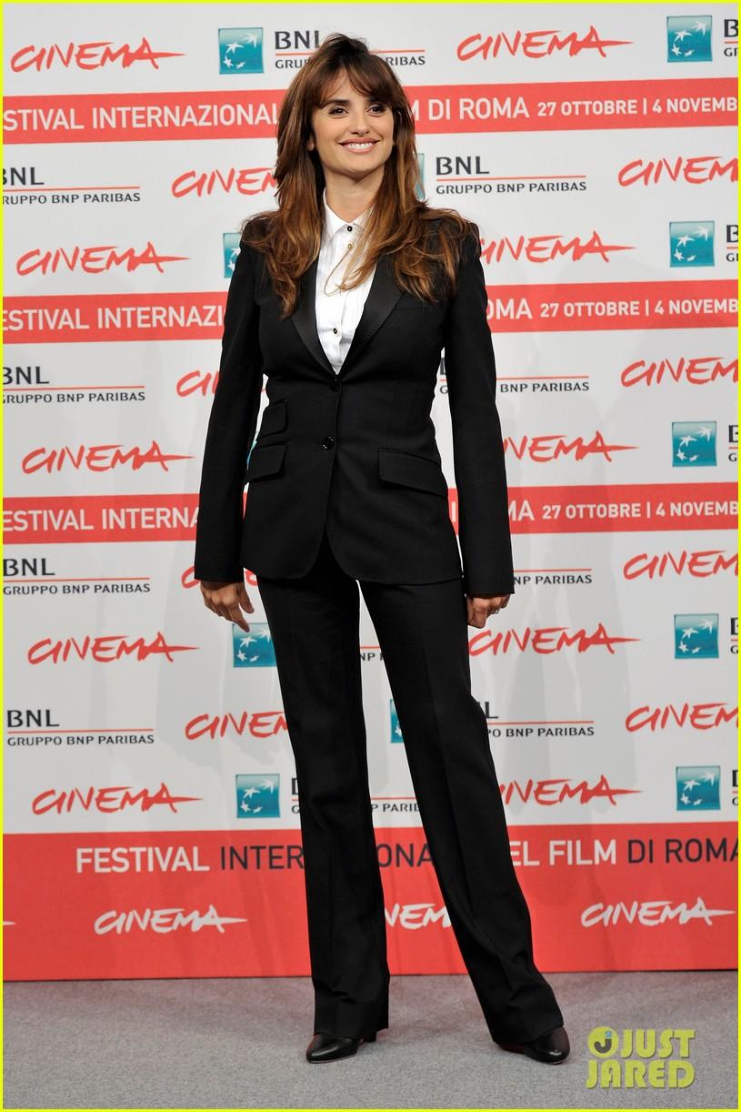 penelope cruz emile hirsch rome film festival 09