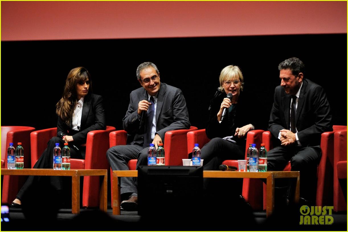 penelope cruz emile hirsch rome film festival 232593915