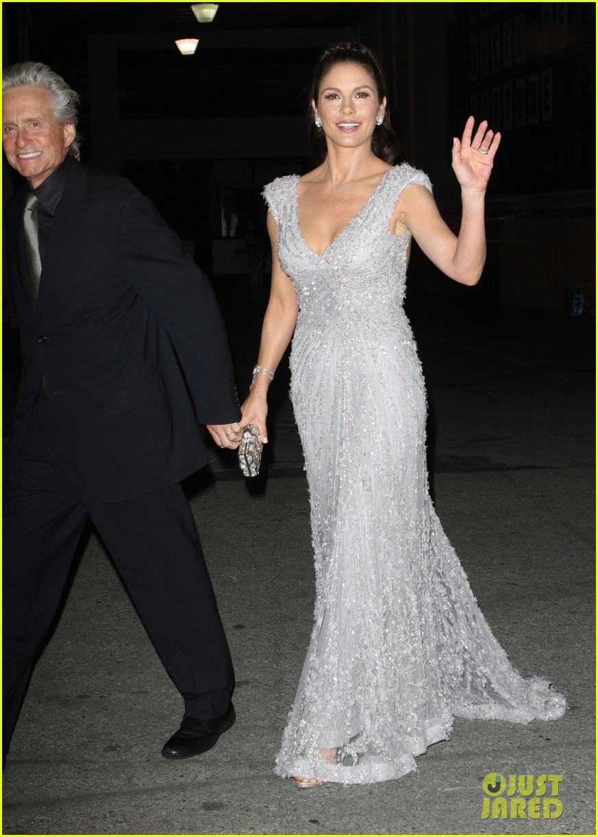 Full Sized Photo of catherine zeta jones michael douglas ... Catherine Zeta Jones Daughter