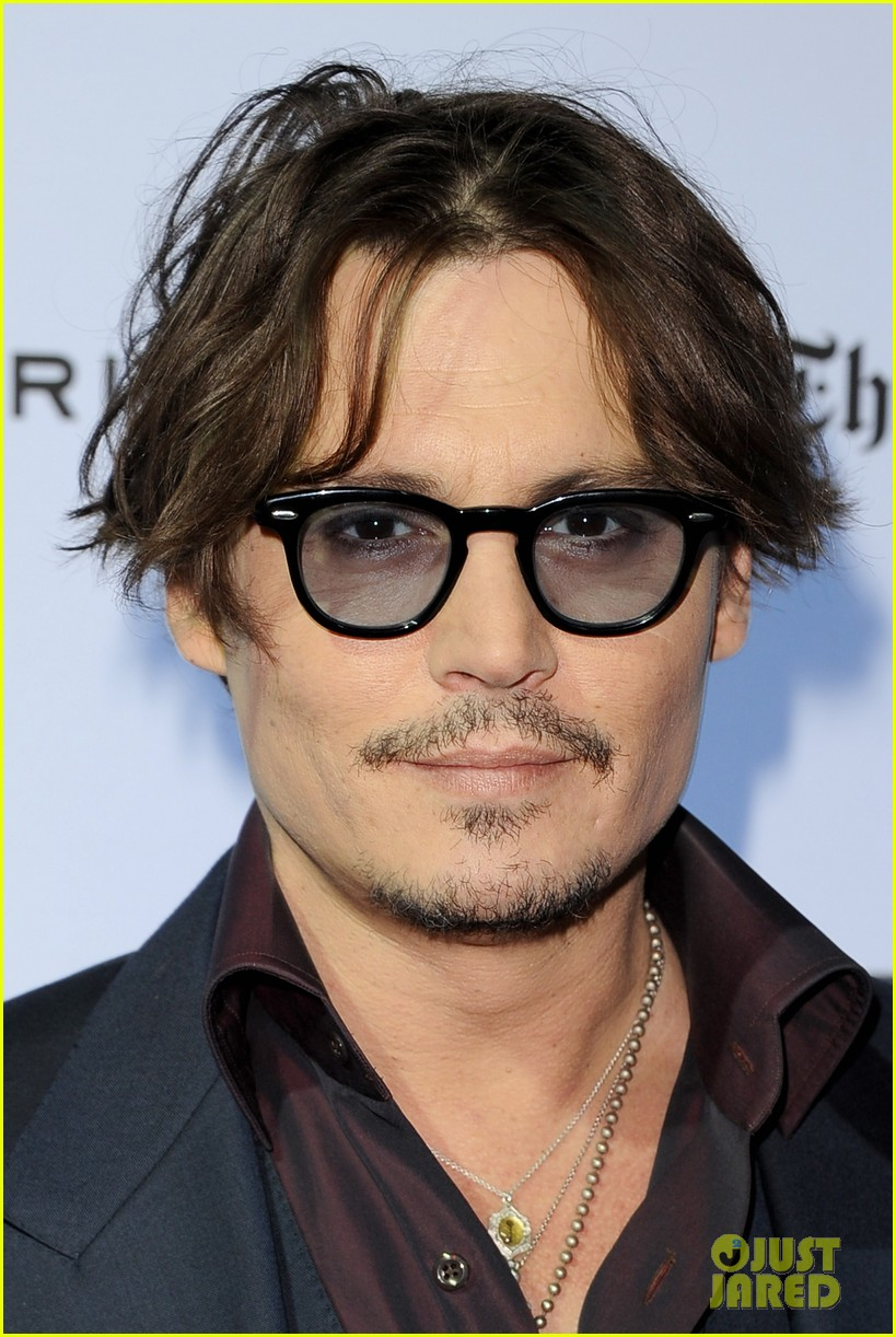johnny depp rum diary premiere 052589658