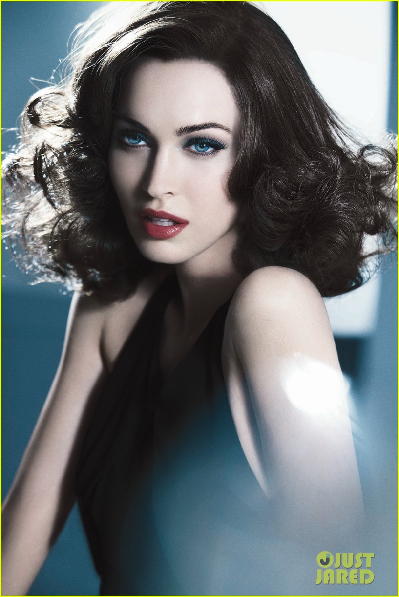 megan fox armani beauty ads 02