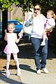 jennifer garner brings the girls to ballet class 05