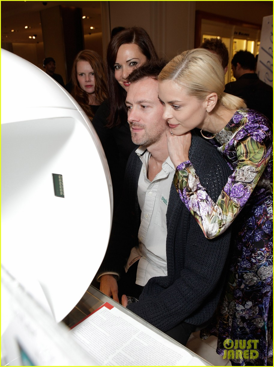 jaime king saks bash 16