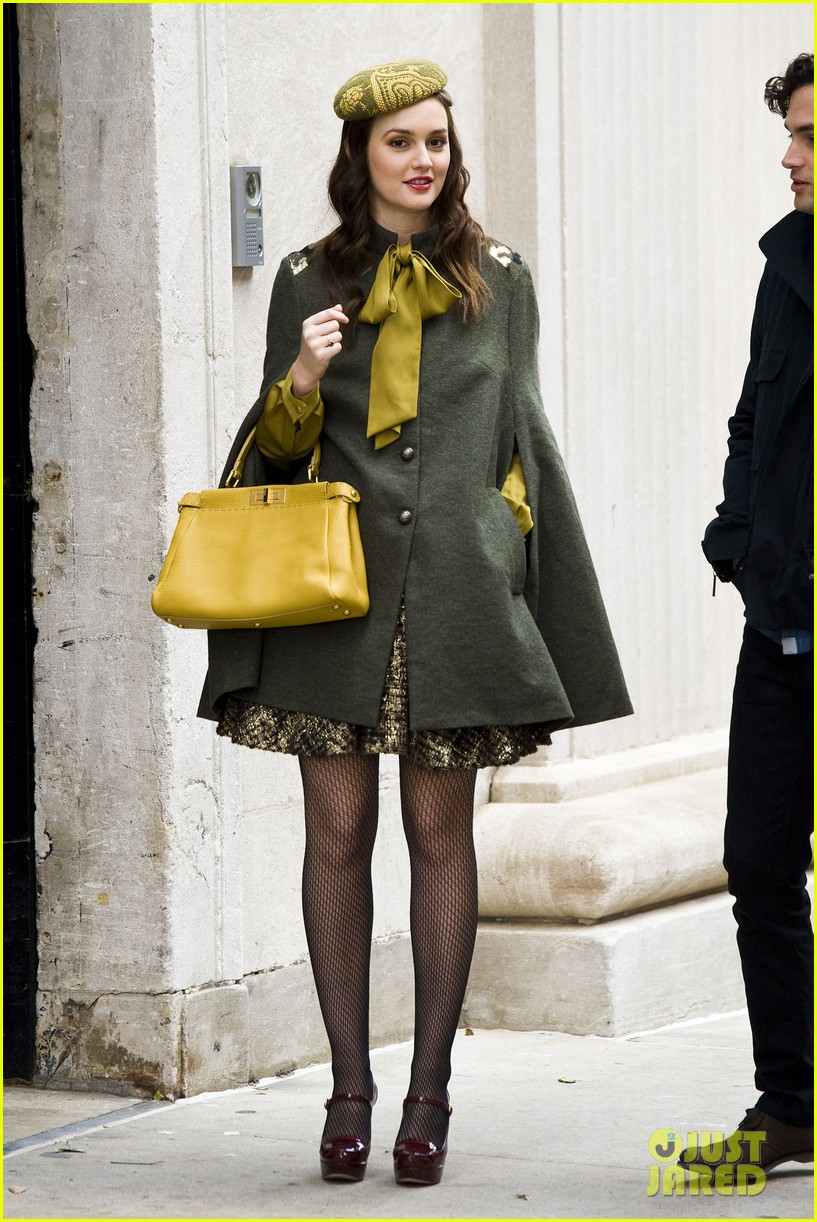 leighton meester october 31 gossip girl 13