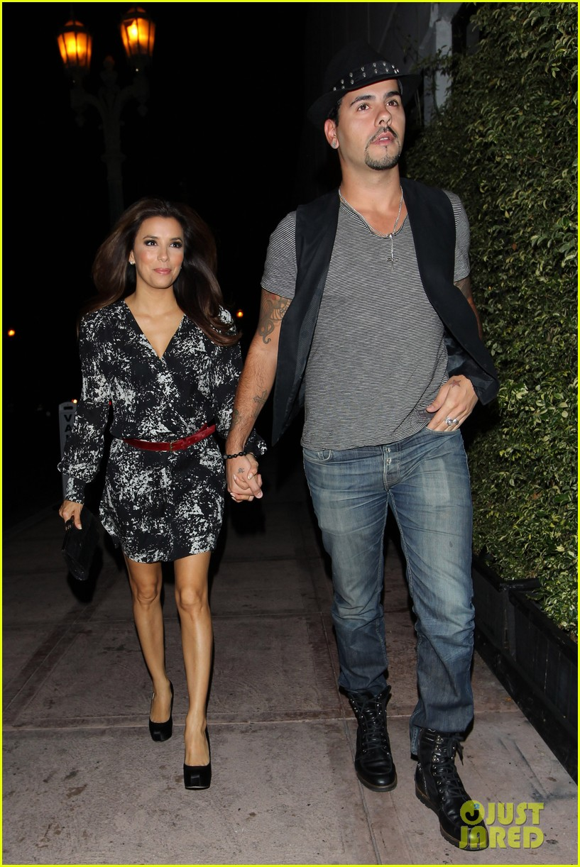 eva longoria eduardo night out 152590071