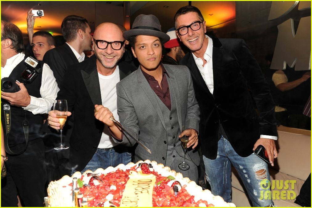 bruno mars dolce birthday