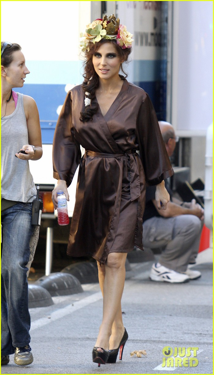 elsa pataky on set 112588545