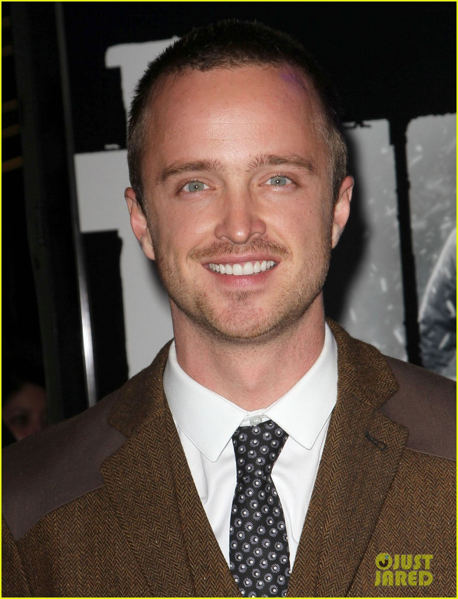 aaron paul thing premiere 09