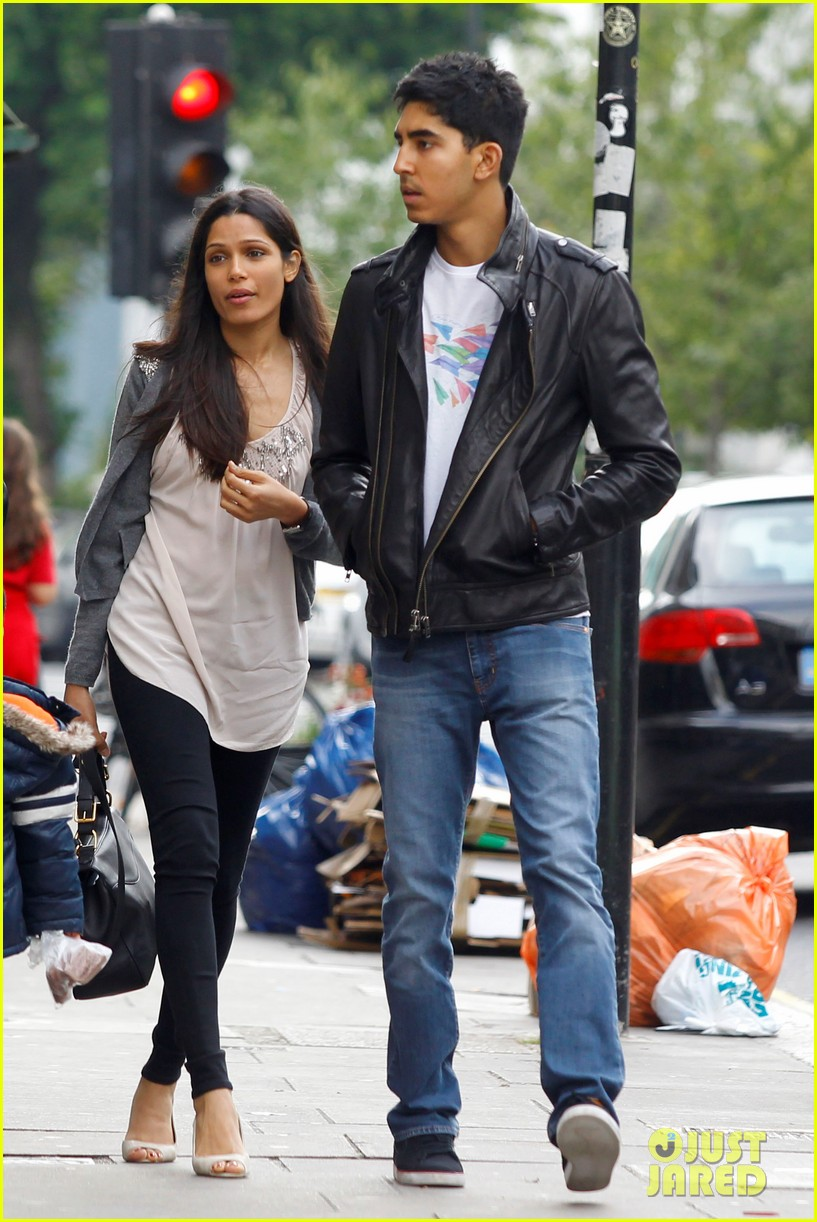 Freida Pinto Boyfriend...