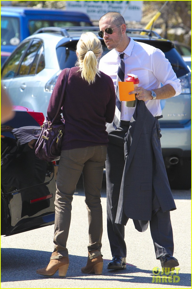 reese witherspoon jim toth kiss los angeles 04 Reese Witherspoon
