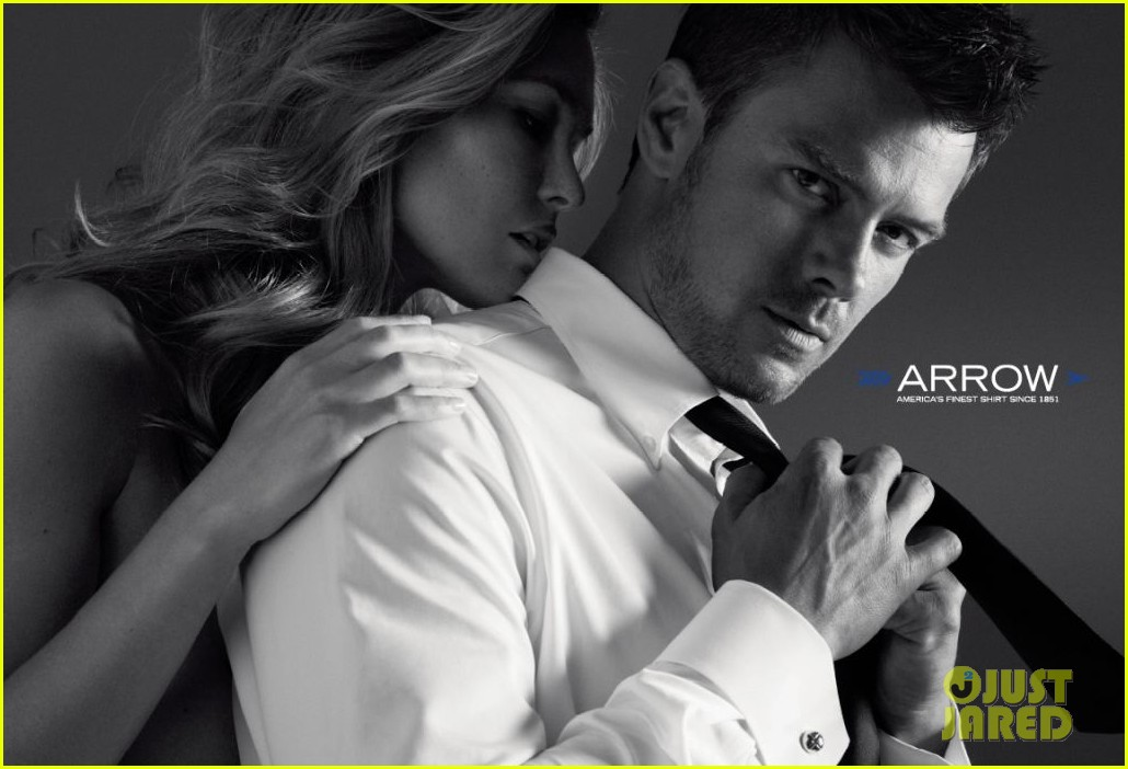 bar refaeli josh duhamel arrow campaign 01