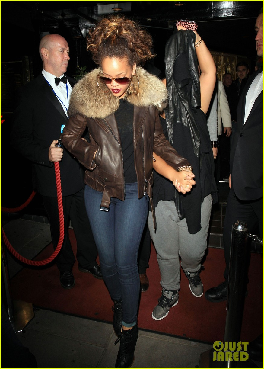 rihanna stringfellows london 06