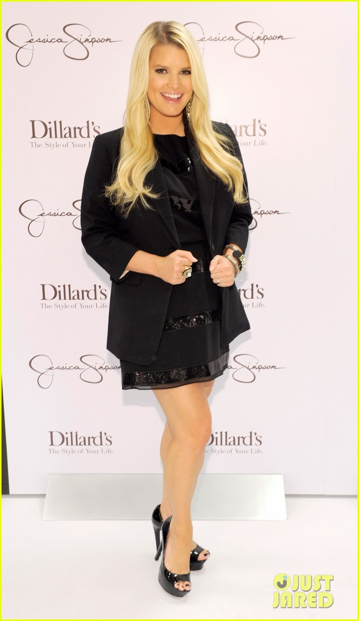 jessica simpson dillards new orleans 04