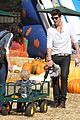 robin thicke paula patton pumpkin patch with julian 12
