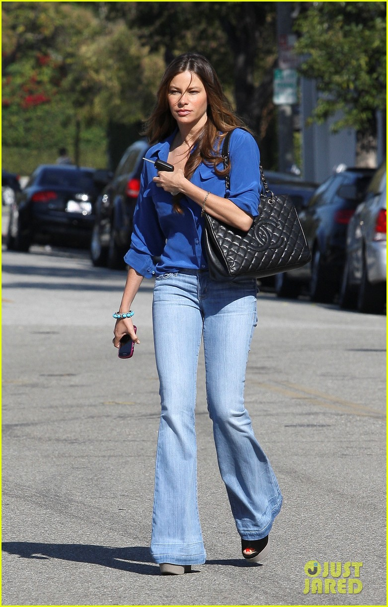 sofia vergara parking ticket blues 01