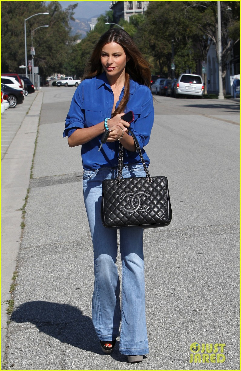 sofia vergara parking ticket blues 15