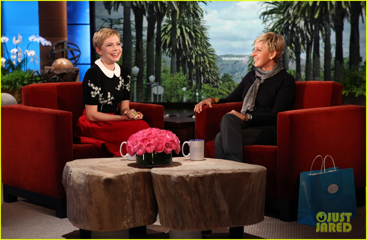 michelle williams ellen