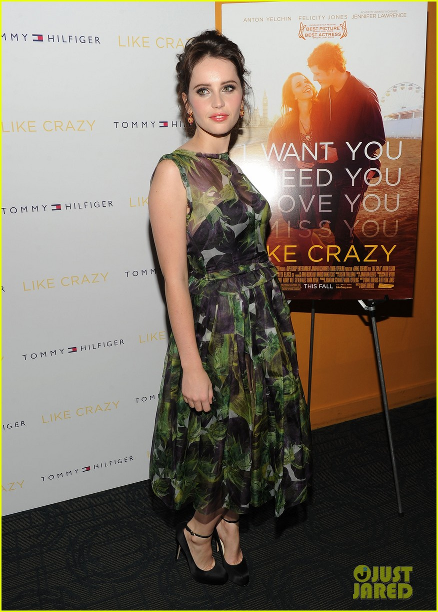 anton yelchin like crazy new york premiere with felicity jones 01