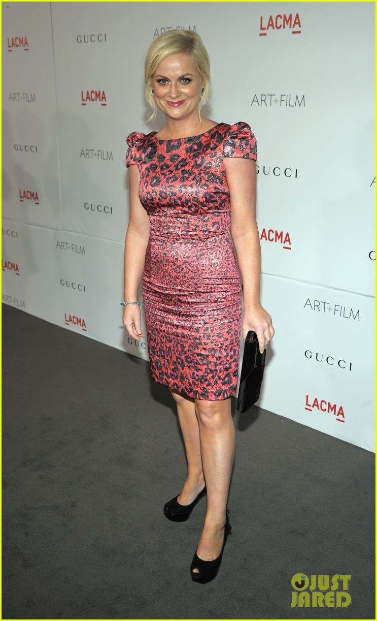 amy adams lacma gala with rashida jones 052597269