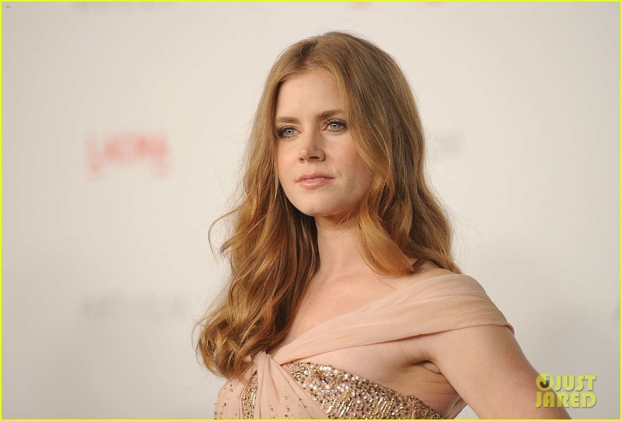 amy adams lacma gala with rashida jones 082597272