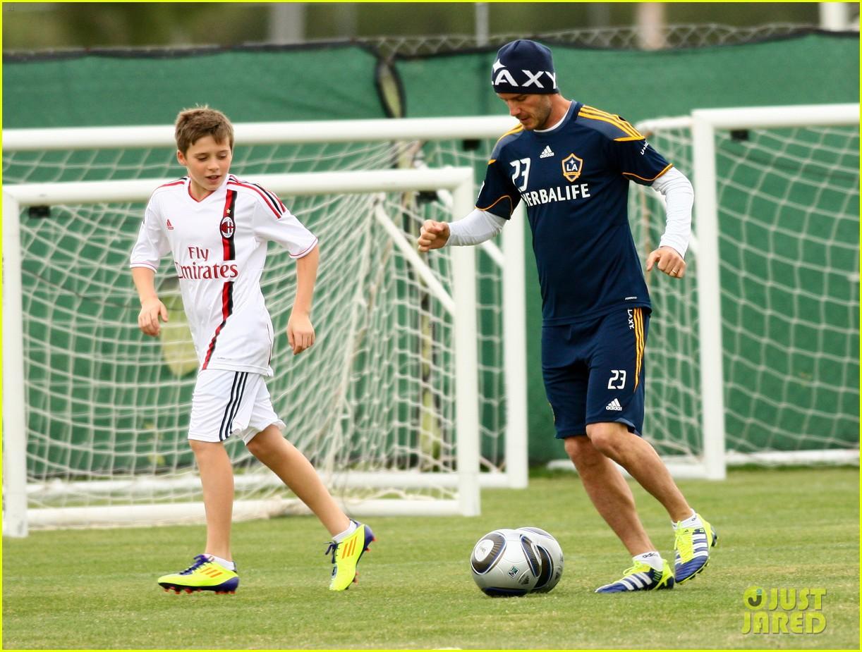 david beckham brooklyn play soccer 01