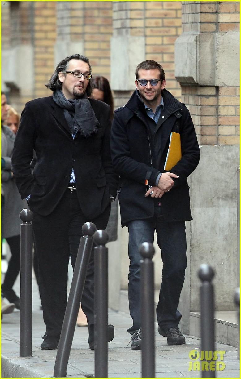 bradley cooper out and about in paris 052604817