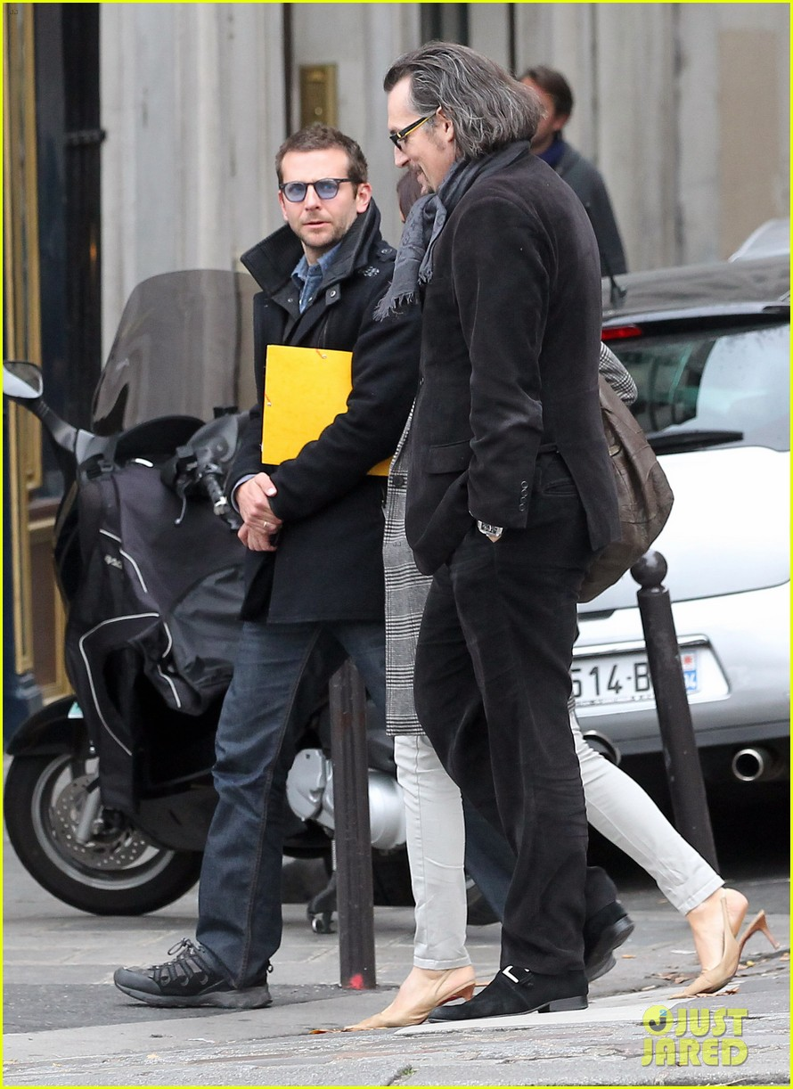 bradley cooper out and about in paris 21