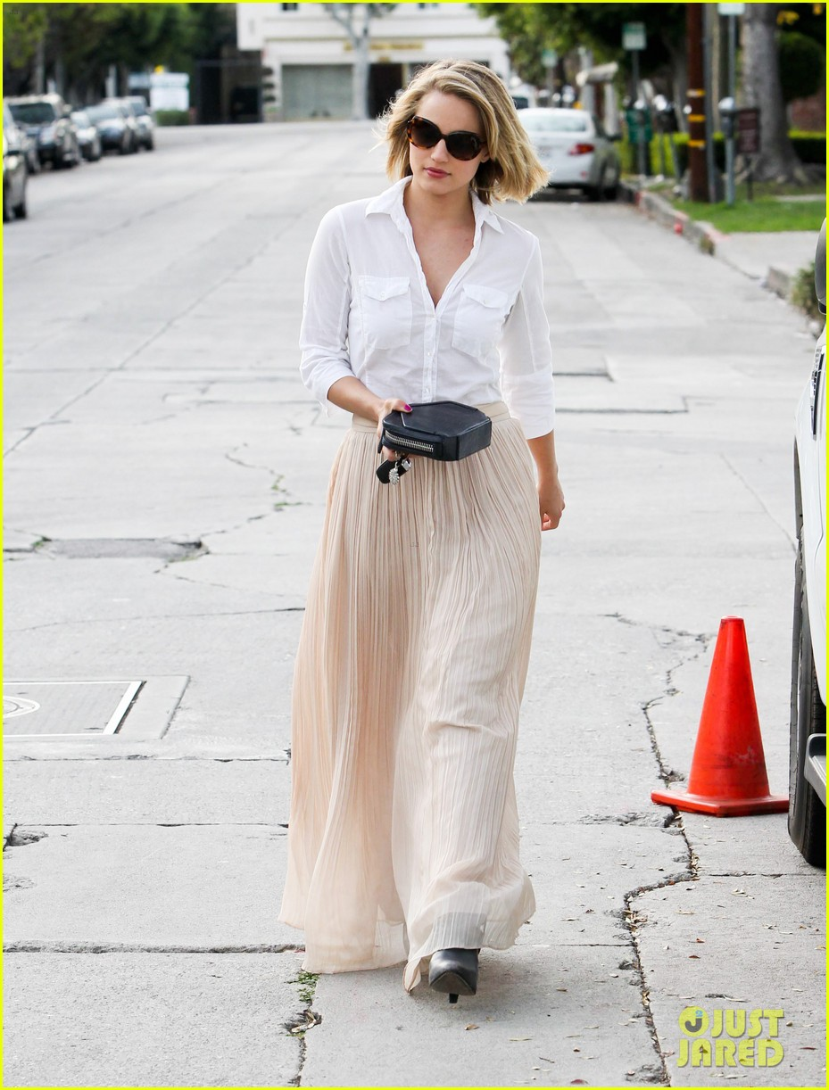 dianna agron kate somerville visit 08