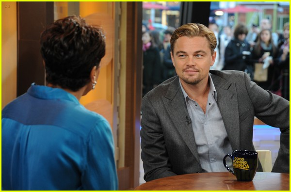 leonardo dicaprio good morning america 02