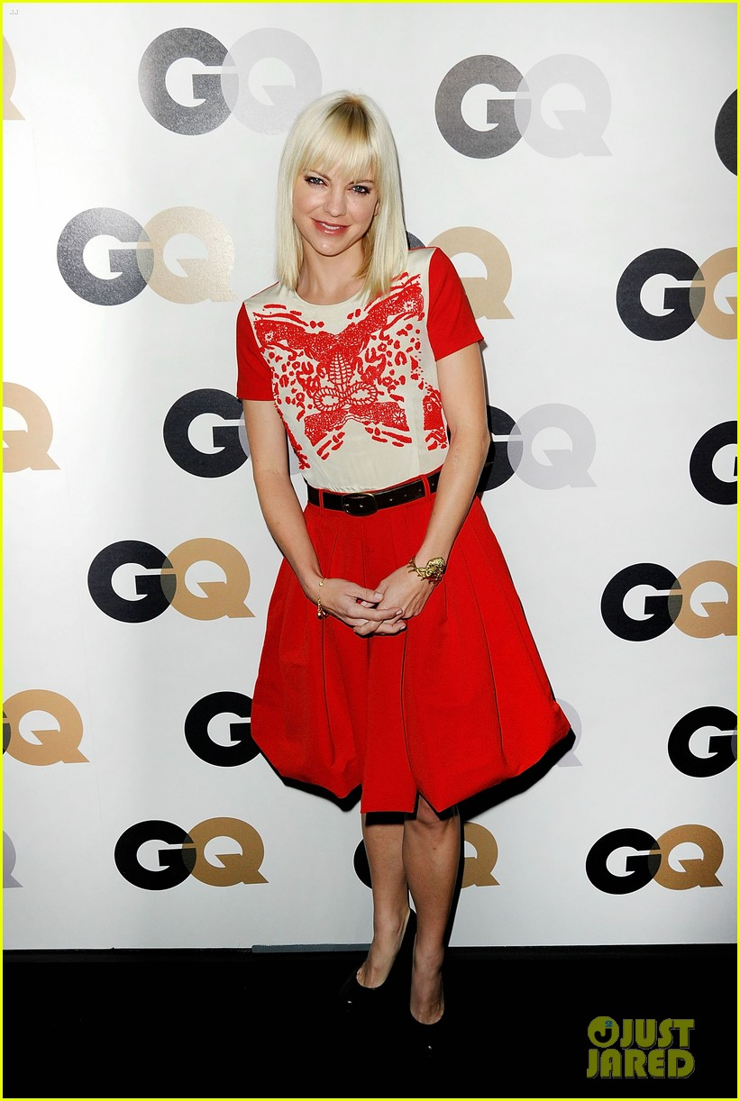 anna faris gq party 01
