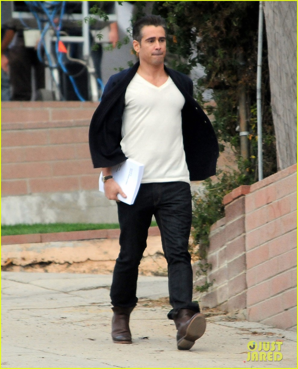 colin farrell et inspired me to act 042599707