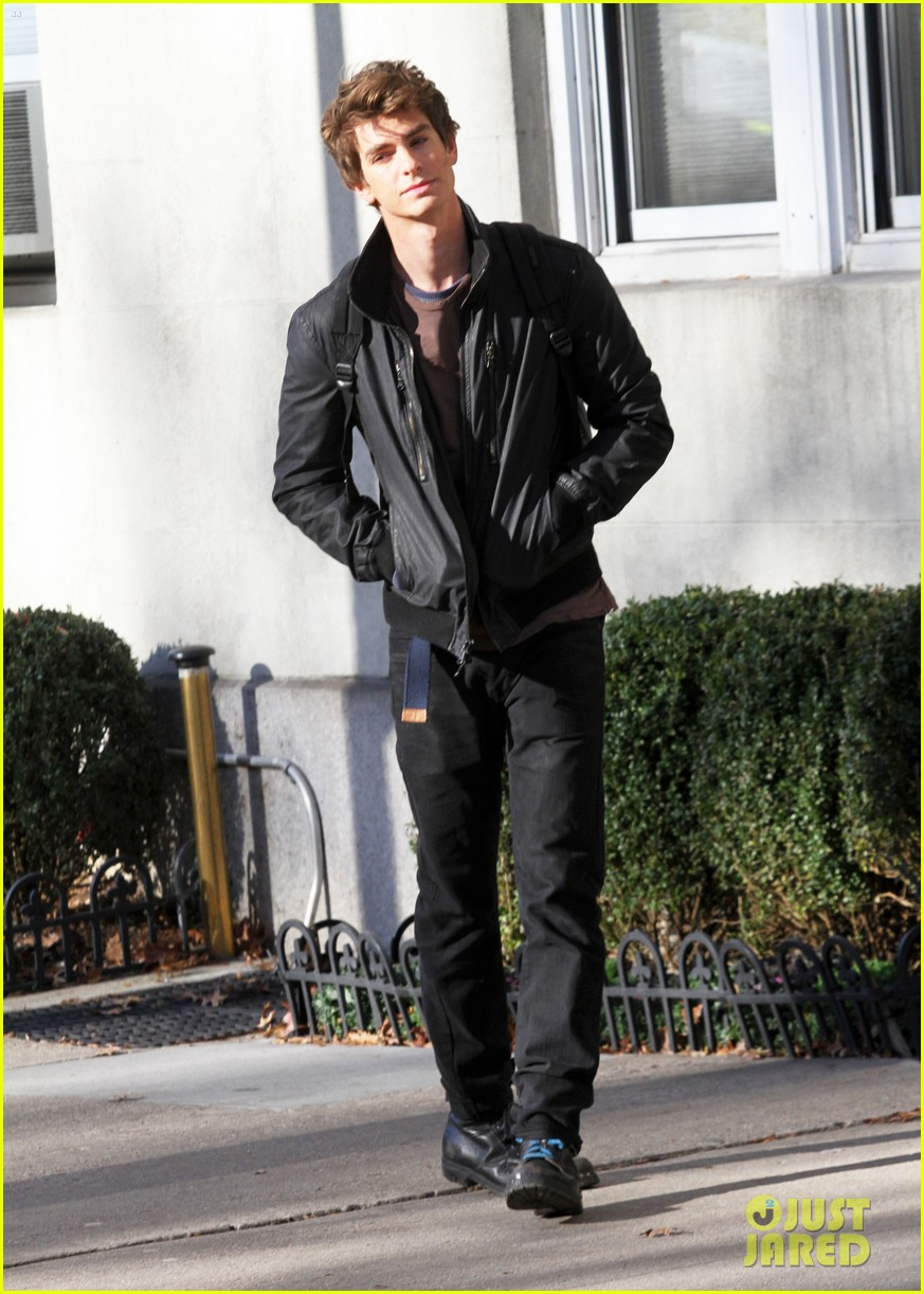 andrew garfield spiderman set 03
